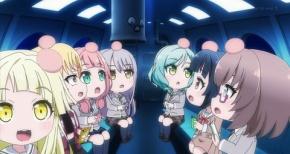 【ガルパ☆ピコ~大盛り~】第11話 感想 気付けば全員たんこぶ【BanG Dream!】