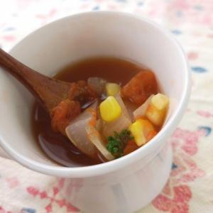 1人分から作れる♪マグカップスープ