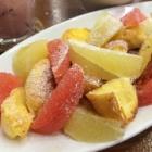『上本町「山口果物」の『果物いっぱいフレンチトースト』!』の画像