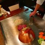 『西川口アリババで年始の贅沢。目の前で焼いてくれるステーキ屋さん』の画像