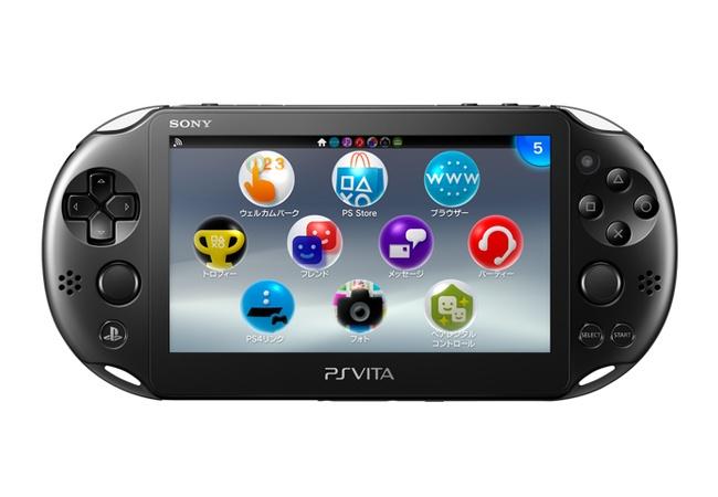 海外ソニー、PS Vita向けパッケージソフトの生産を2018年度で終了