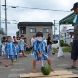 『7月30日 桔梗町会第6区納涼まつり』の画像