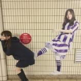 『【乃木坂46】YouTuber楠ろあ、乃木坂駅 白石麻衣のサッカー広告の有効な使い道を編み出すwwwww』の画像