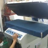 『ハシマ製HP-125FA(平型オートプレス)の出荷前確認!』の画像