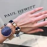 『【PH-SA-R-Sm-B-4S】初夏に向けた腕時計【PH-PH-L-R-N-XS】』の画像