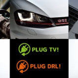 『PLUG DRL! PLUG TV!、大量入荷しました!』の画像