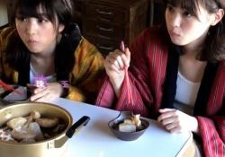 【乃木坂46】まちゅこっち見んな&西野七瀬・与田祐希のもぐもぐ画像www