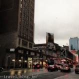 『ニューヨーク旅行記11 朝食を食べてペンシルバニア駅へ』の画像