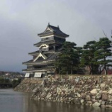 『【長野】松本城の御城印(登城記念印)』の画像