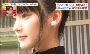 【画像】国宝級に美しい横顔の日本人女性が話題に!