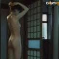 荻野目慶子 「皆月」でヌード映像