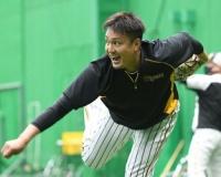 阪神・秋山「絶対に勝ちたい」今季2敗の巨人戦 20日先発予定