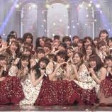 『『NHK紅白歌合戦』乃木坂出演時の視聴率、ランキングが公開キタ━━━━(゚∀゚)━━━━!!!』の画像