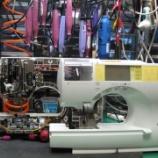 『ブラザーミシン修理 INNOVIS P100 EMS10』の画像
