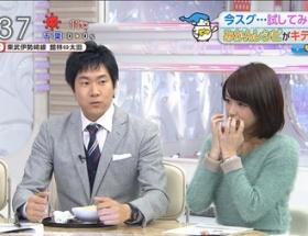 【画像】TBSの新人・宇垣美里アナ(23)、やっぱりおっぱいが大きい