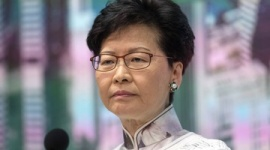 香港行政長官「お願いだから辞任させて」 中国「ダメだ、絶対許さん」