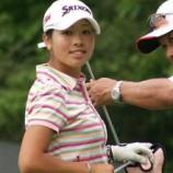 『【ゴルフ】 森田理香子 スイング 動画・画像まとめ【アイアン・ドライバー・後方・スロー】 【ゴルフまとめ・ゴルフスイング スロー 】』の画像