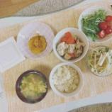 『休日の食事日記』の画像