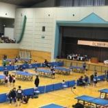 『【 試合結果 】第30回くりこま高原卓球大会』の画像