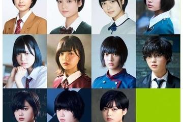 欅坂の平手友梨奈って元々はちゃんと女の子らしく可愛くしてたのに