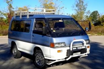 海外「愛してしまったんだ」三菱の名車・デリカの購入をガチで検討する海外の人々