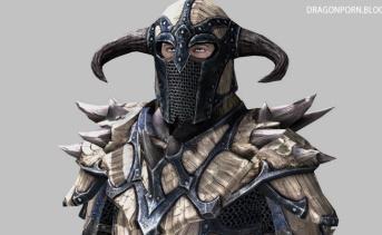 Dragonbone Ebonsteel Armor SE