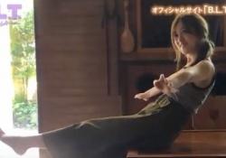 【動画】星野みなみ、バランスとってるの可愛いなwwwww