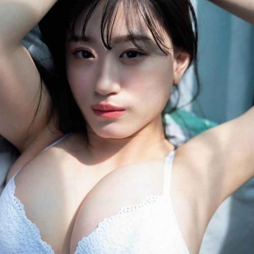 【上西怜変態水着エロ画像250枚!】セクシー胸おっぱいNMB48抜ける画像!