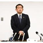 兵庫県明石市の泉房穂市長が辞任「発言の責任を取りたい。」