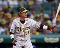 【阪神】陽川の意気込みを見よ 100試合出場、打率・280、20本塁打へ向け、甲子園で再始動