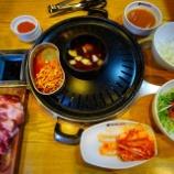 『世界一周再出発! 韓国に上陸 & 再出発祝い!【リアルタイム 義弟の友達夫婦と食事】』の画像