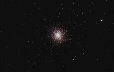 『投稿:コメットバンドパスフィルターによるM13・M57 2020/06/29』の画像