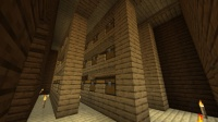 森の洋館リフォーム ~ チェスト&レールとはしご部屋