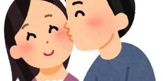 嫁が結婚式でほっぺたにキスしたことまだ怒ってるんだが…