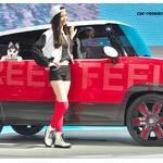 【サンタさん、これ欲しいです…】スズキが新型ハスラーを12月24日に発売!! 軽自動車にもクロスオーバーSUV 29km/L 車中泊も可