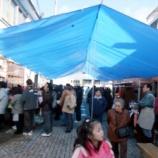 『地元食材市、「楽食楽宴」で食べた宮津バーガーの価値』の画像