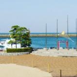 『【観光】今治港をゆっくり散歩。瀬戸内海に癒されよう。』の画像