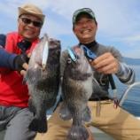 『7月31日 釣果 スーパーライトジギング 根魚狙い』の画像