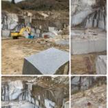 『真壁小目の採石場を見学してきました』の画像