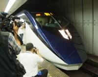 『新型スカイライナー試乗レポート(2010年6月23日)』の画像