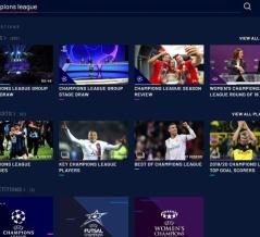 UEFA.tv CL・EL 20/21 配信・放送予定&アーカイブ一覧