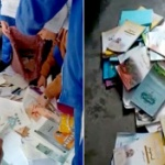 【中国】ウイグルでカザフ語で書かれた文学・歴史書を市民から強制没収!全部燃やす! [海外]