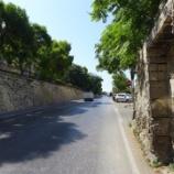 『マルタ旅行記7 芸術的なマルタストーンの建物と坂道に感動!世界遺産の街、ヴァレッタ旧市街観光』の画像