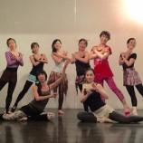 『『ベリーダンサーのためのバレエ・エッセンス』ありがとうございました。』の画像