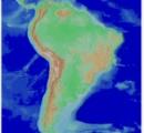 チリ共和国、思ったよりも長い……
