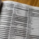 昔のカラオケにあったタウンページばりに分厚い冊子覚えてる?