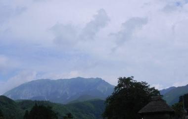 『大山 南壁 July 27, 2014』の画像