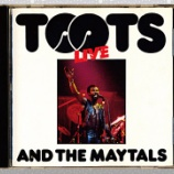 『Toots & The Maytals「Live」』の画像