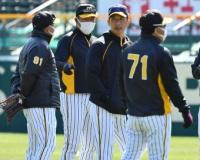 【阪神】矢野監督、マスクをしない