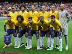 今のブラジル代表の攻撃陣はネイマール以外は場違い感が凄いwww